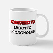 Addicted to Lagotto Romagnolos Mugs