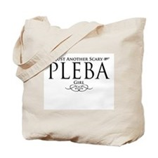 Scary PLEBA Girl Tote Bag