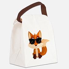 Unique Shades Canvas Lunch Bag