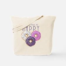 Unique Donut Tote Bag