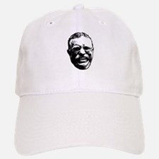 Laughing Teddy Baseball Baseball Cap