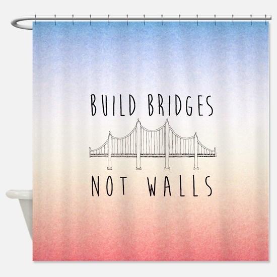 Cute Progressive Shower Curtain