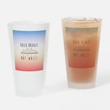 Unique Immigration Drinking Glass