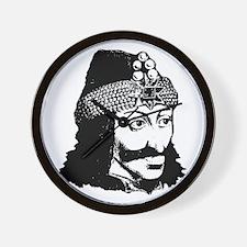 Vlad Tepes - Prince Dracula Wall Clock