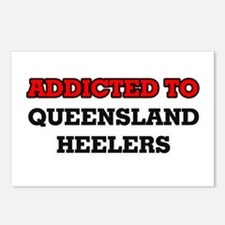 Addicted to Queensland He Postcards (Package of 8)