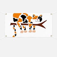 Cool Cat art Banner