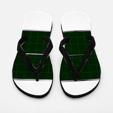 Flat Line Flip Flops
