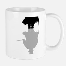 Reflection Of Jack The Ripper Mugs