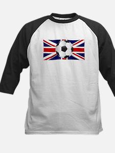 British Flag and Football Baseball Jersey