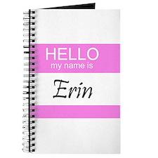 Erin Journal