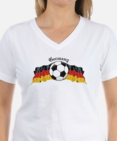 German Soccer / Germany Soccer Ash Grey T-Shirt