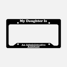 Daughter - Administrative Assistant - LPF License