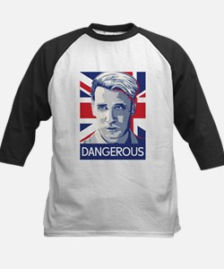 Milo Yiannopoulos Baseball Jersey