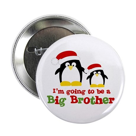 "penguin big brother surprise 2.25"" Button"