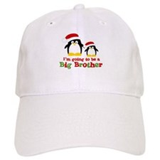 penguin big brother surprise Baseball Cap