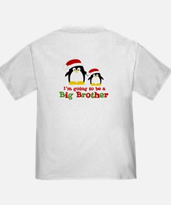 penguin big brother surprise T