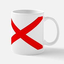 Northern Ireland Flag Mugs