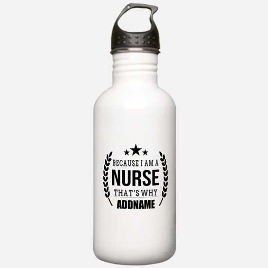 Gifts for Nurses Perso Water Bottle