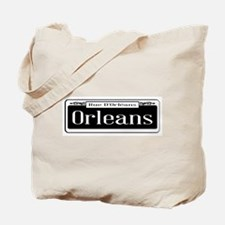 Rue D'Orleans Tote Bag