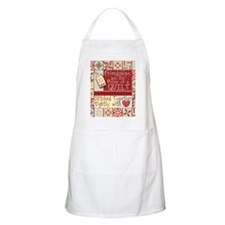 Friendships Are Like Quilts BBQ Apron
