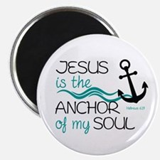 Jesus is the Anchor Magnet