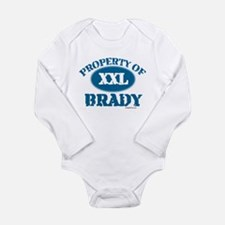 PROPERTY OF (XXL) BRADY Body Suit