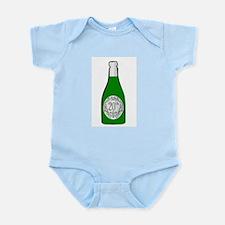 20th Celebration Wine Bottle Body Suit