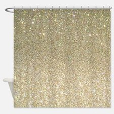 Cute Gatsby party Shower Curtain