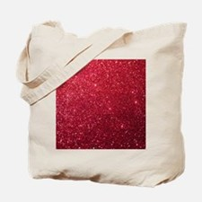 Cute Glittery Tote Bag
