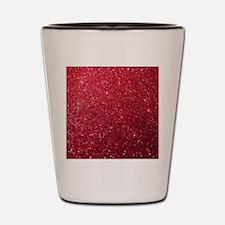 Glittery Shot Glass