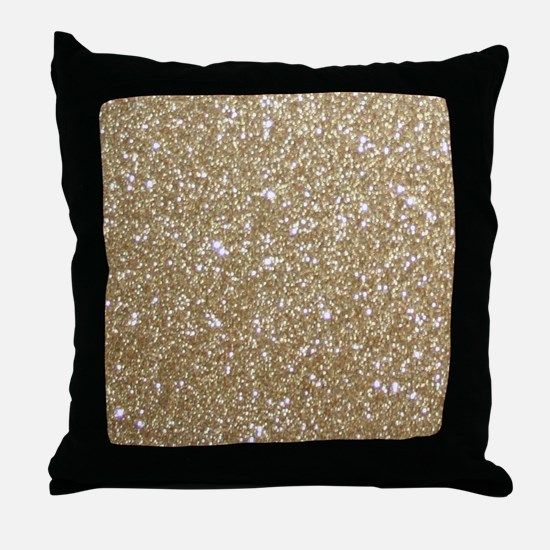 The great gatsby Throw Pillow