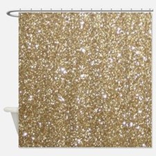 Glitter Shower Curtains Glitter Fabric Shower Curtain Liner