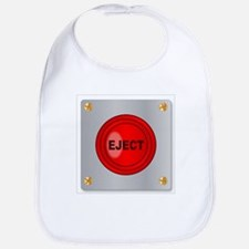 Eject Button Bib