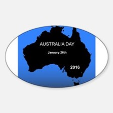Australia Day Decal