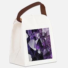 Funny Gem Canvas Lunch Bag