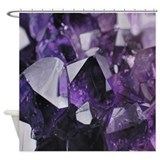 Amethyst Shower Curtains