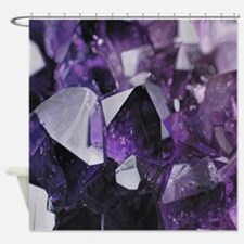 Cute Gemstone Shower Curtain