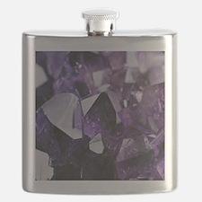 Unique Amethyst Flask