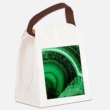 Cool Gem Canvas Lunch Bag