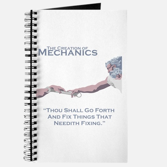 The Creation of Mechanics Journal