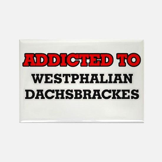 Addicted to Westphalian Dachsbrackes Magnets