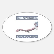 Ironworker, Epic Vocation Decal