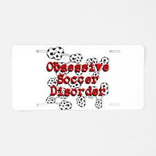 OSD Aluminum License Plate