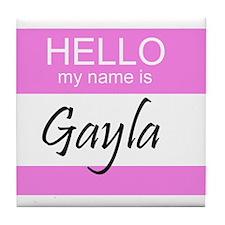 Gayla Tile Coaster