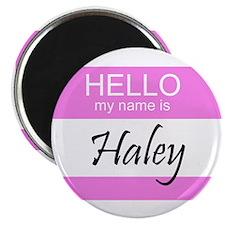 """Haley 2.25"""" Magnet (10 pack)"""