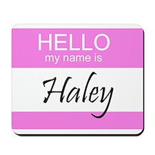 Haley Mousepad