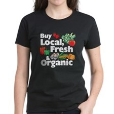 Buy Local Fresh & Organic Tee