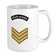Welsh Guards Sergeant<BR> 443 mL Mug 3