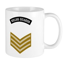 Welsh Guards Sergeant<BR> 325 mL Mug 3