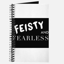 Feisty And Fearless Journal